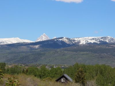 Photo for 3BR House Vacation Rental in Victor, Idaho