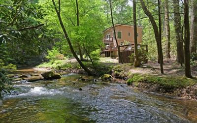 Photo for 2BR Cabin Vacation Rental in Cherry Log, Georgia