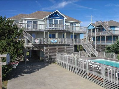 Photo for OCEANVIEW in Avon w/Pool&HotTub, Elevator, RecRoom