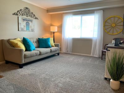 Photo for Comfy,Private, One Bedroom Apt. Overland Park