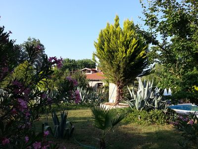 Photo for Villa Eden is a charming holiday home in Kayakoy with private pool and garden