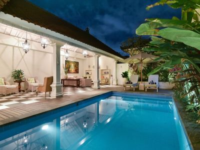 Photo for Holiday dream villa in Bali