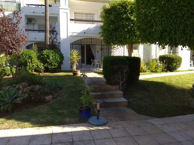 Photo for Amazing ground floor golf - family house, perfect holidays and winter lets IR72