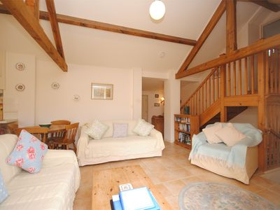 Cosy Living area with plenty of room for all guests