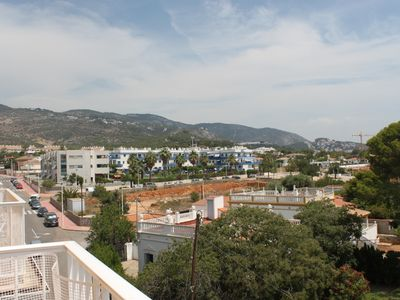 Photo for Magnificent penthouse in Alcossebre