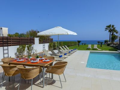 Photo for You have Found the Perfect Beachfront Villa in Paralimni, Villa Paralimni 1017