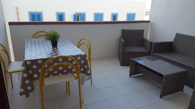 Photo for apartment 250 m from the beach