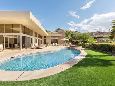Photo for Villa Mirada - 4 bedrooms villa with Hilly view
