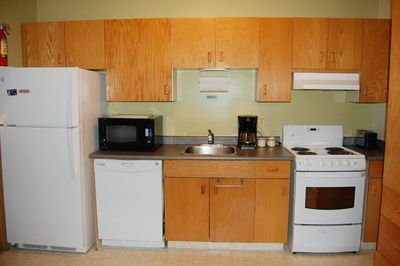 Prepare your meals in the comfort of your in-suite kitchenette.