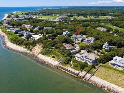 Photo for Luxurious & Spacious 6 Bed/5 Bath Home with Ocean Views, New Seabury, Cape Cod