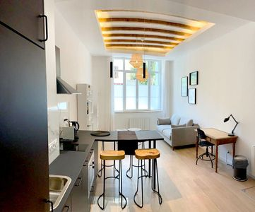 Photo for 1BR Apartment Vacation Rental in Hyères