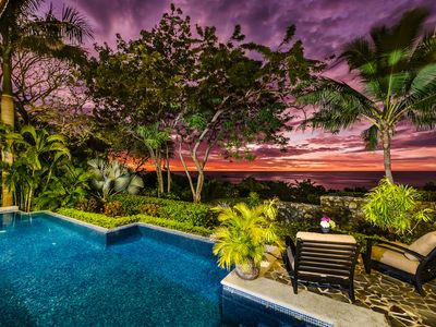 Photo for Casa Fuente~Beachfront Villa With Amazing Nightly Sunsets!!