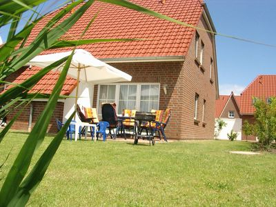 Photo for Family friendly holiday house in Seepark Burhave, near the beach and North Sea lagoon