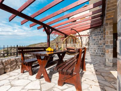 Photo for Villa Anastasya with Panorama Adriatic Sea View