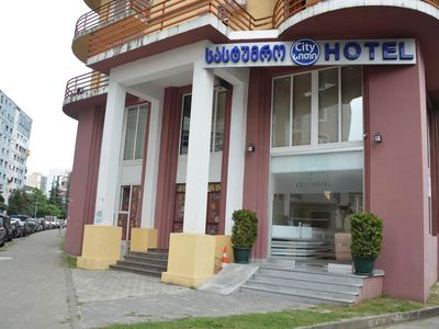 Photo for Explore Batumi and relax by the sea which is very close to City Hotel.