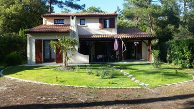 Photo for SOULAC SUR MER VILLA LESS THAN 5MIN FROM THE CENTER AND THE BEACH - 7 PEOPLE