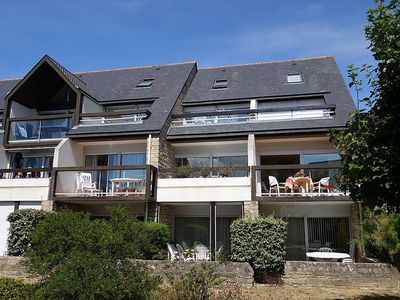Photo for Apartment 493 m from the center of Carnac with Parking, Internet, Balcony (510362)