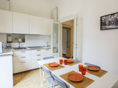 Photo for Porta Venezia is a bright and cozy flat in the heart of Milan City