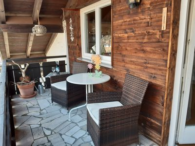 Photo for Cozy, quiet, relaxing apartment, near local mountain, Olympic Stadium