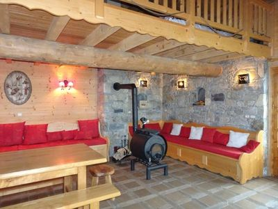 Photo for Chalet Champagny-en-Vanoise, 1 bedroom, 8 persons