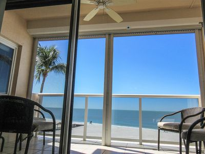 Photo for Leonardo Arms 324 Vacation Condo Offers Fun In The Florida Sun!  Beachfront View From Balcony!