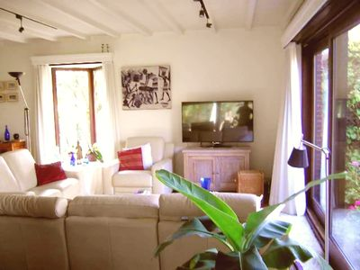 Photo for charming,spacious house with a nice garden+car park 10' from Antwerp city center