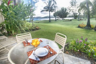 Dine with this view
