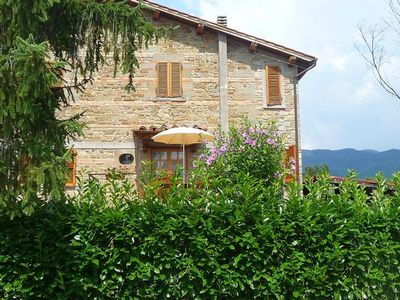 Photo for Holiday house Pratovecchio for 4 - 5 persons with 2 bedrooms - Farmhouse