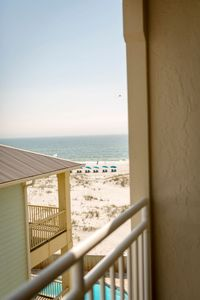 Photo for Quiet 1 Bedroom Gulf View Sugar Beach Condo
