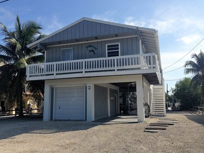 Paradise - updated Key Largo Waterfront home with Dock