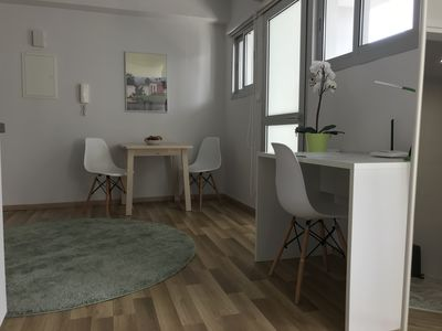 Photo for Bright studio flat in downtown Limassol!