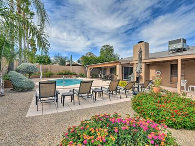 Photo for Phoenix Home-Heated Pool, Mtn View 14 Mi to Dwntwn