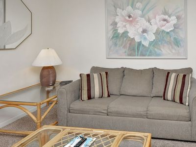 Photo for GS Surf & Racquet! BEACH VIEW CONDO! - 1 Bedroom *FREE Nights!