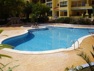Photo for 1 Bedroom Apartment - Swimming Pool, Internet, Beach
