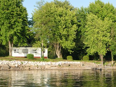 Photo for DUCK POINT PLACE-LAKE CHAMPLAIN WESTERLY VIEW W/PRIVATE PAR 2 GOLF COURSE
