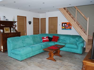 Photo for THE LOFT house ideal for 8 people air-conditioned