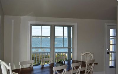 Photo for Gorgeous Views of Vineyard Sound!!!!!!! 4  Beds 2 Baths with views!
