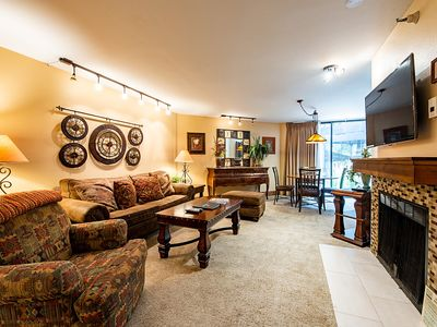 Photo for Updated Condo at Silver King Hotel, Easy Walk to Skiing at Park City Mountain