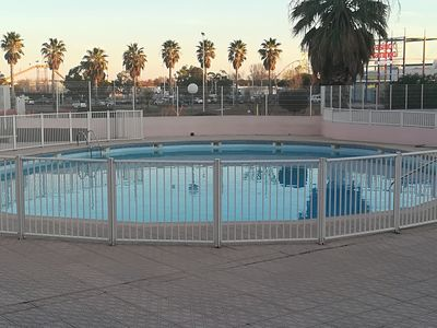 Photo for Nice apt with swimming-pool