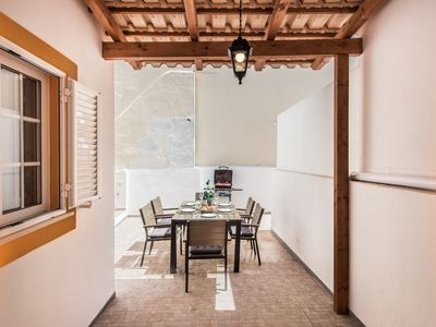 Photo for Casa Amarela  Superb renovated 2 bedroom townhouse right in the heart of Olhao