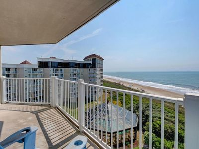 Photo for TOP FLOOR, eagle eye views of The Atlantic! Tons of amenities