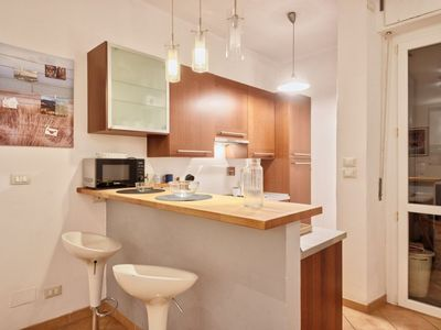Photo for Charming Piazza Statuto Apartment