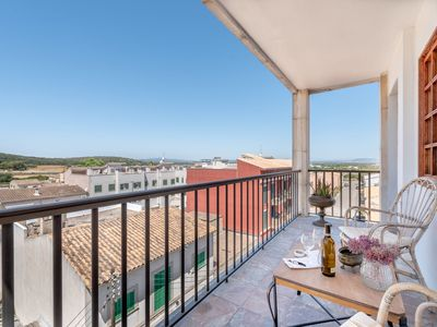 Photo for Modern Apartment with Balconies & Wi-Fi; Pets Allowed, Parking Available