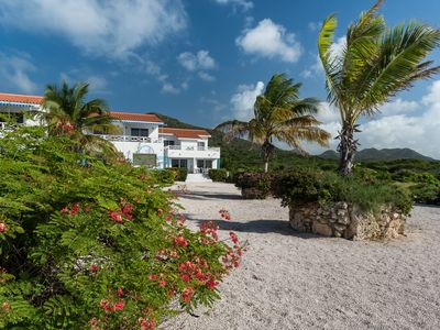Ocean paradise, just steps from your tranquil townhouse -- swim, dive, relax!