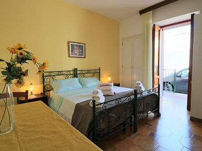 Photo for Studio apartment in Lido Marini with Internet, Air conditioning, Balcony, Terrace (1014826)