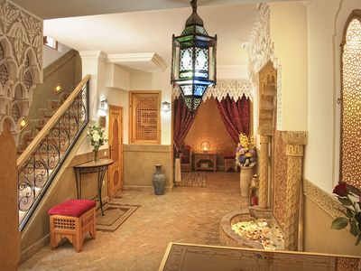 Photo for Marrakech Rented exclusively with SPA - House staff and transfer included