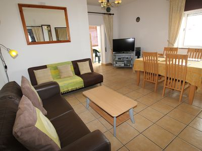 Photo for Apartment In Old Town Albufeira with Sea View - Wifi.(special long winter rates)