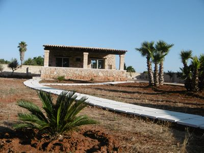 Photo for Trullo-Annex to Villa Antonietta (located between Gallipoli and Torre San Giovanni)
