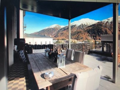 Photo for APARTMENT OF PREGIO IN ST. MORITZ - CHESA LA POSTA 100 mq 6 PLACES