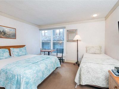Photo for Flexible Summer Policies - Convenient and Affordable Hotel Room in Telluride